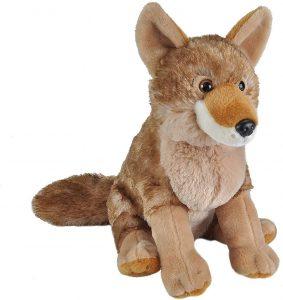 Peluche de Coyote de Wild Republic de 30 cm - Los mejores peluches de Coyotes - Peluches de animales