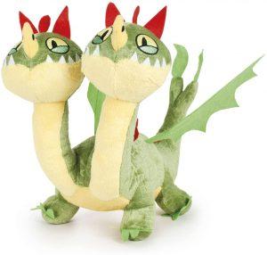 Peluche de Cremallerus Espantosus de 30 cm - Los mejores peluches de como Entrenar a tu Dragón 3 - Peluches de como Entrenar a tu Dragón 3