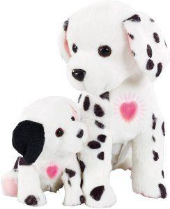 Peluche de Dálmata de Animagic de 26 cm - Los mejores peluches de dámatas - Peluches de perros