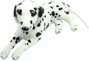 Peluche de Dálmata de Sodial de 30 cm - Los mejores peluches de dámatas - Peluches de perros
