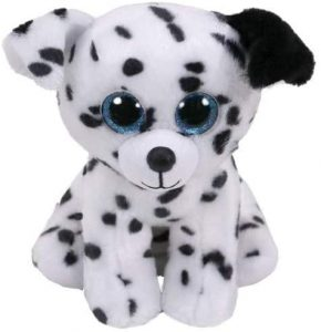 Peluche de Dálmata de Ty de 15 cm 2 - Los mejores peluches de dámatas - Peluches de perros