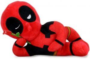 Peluche de Deadpool Kidrobot de 21 cm - Los mejores peluches de Deadpool - Peluches de superhéroes de Marvel