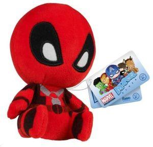 Peluche de Deadpool de 11 cm de FUNKO - Los mejores peluches de Deadpool - Peluches de superhéroes de Marvel