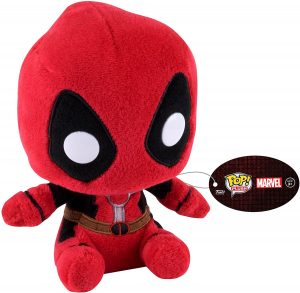 Peluche de Deadpool de 14 cm de POP - Los mejores peluches de Deadpool - Peluches de superhéroes de Marvel