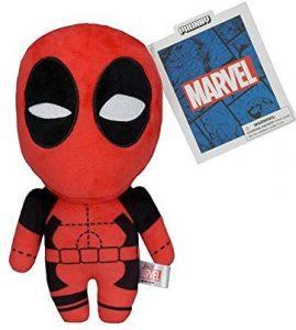Peluche de Deadpool de 20 cm - Los mejores peluches de Deadpool - Peluches de superhéroes de Marvel