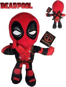 Peluche de Deadpool de 32 cm - Los mejores peluches de Deadpool - Peluches de superhéroes de Marvel