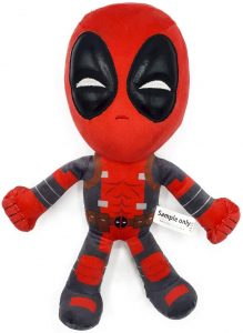Peluche de Deadpool normal de 32 cm - Los mejores peluches de Deadpool - Peluches de superhéroes de Marvel