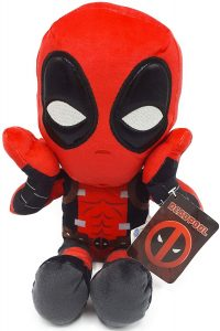 Peluche de Deadpool sorpresa de 32 cm - Los mejores peluches de Deadpool - Peluches de superhéroes de Marvel