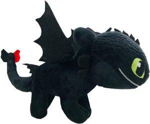 Peluche de Desdentao de 20 cm - Los mejores peluches de como Entrenar a tu Dragón 3 - Peluches de como Entrenar a tu Dragón 3