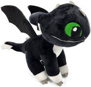 Peluche de Desdentao de 26 cm 2 - Los mejores peluches de como Entrenar a tu Dragón 3 - Peluches de como Entrenar a tu Dragón 3