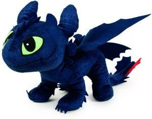 Peluche de Desdentao de 26 cm 3 - Los mejores peluches de como Entrenar a tu Dragón 3 - Peluches de como Entrenar a tu Dragón 3