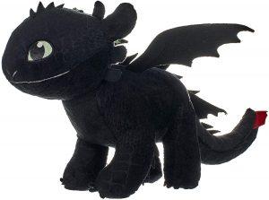 Peluche de Desdentao de 32 cm - Los mejores peluches de como Entrenar a tu Dragón 3 - Peluches de como Entrenar a tu Dragón 3