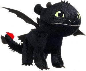 Peluche de Desdentao de 90 cm - Los mejores peluches de como Entrenar a tu Dragón 3 - Peluches de como Entrenar a tu Dragón 3