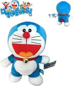 Peluche de Doraemon de 25 cm de Play by Play - Los mejores peluches de Doraemon - Peluches de personajes de gato de Doraemon
