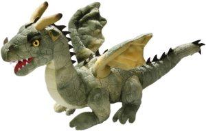 Peluche de Dragón de Carl Dick de 30 cm - Los mejores peluches de dragones - Peluches de animales