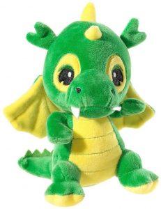 Peluche de Dragón de Heunec de 15 cm - Los mejores peluches de dragones - Peluches de animales