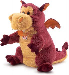 Peluche de Dragón de Trudi de 22 cm 2 - Los mejores peluches de dragones - Peluches de animales