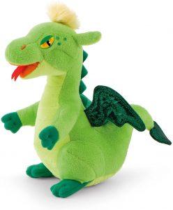 Peluche de Dragón de Trudi de 22 cm - Los mejores peluches de dragones - Peluches de animales