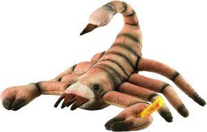 Peluche de Escorpión de Steiff de 25 cm - Los mejores peluches de escorpiones - Peluches de animales
