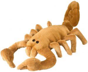 Peluche de Escorpión de Wild Republic de 30 cm - Los mejores peluches de escorpiones - Peluches de animales