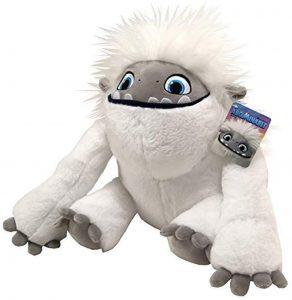 Peluche de Everest de Abominable de 25 cm - Los mejores peluches de Abominable - Peluches de personajes de Everest de Abominable