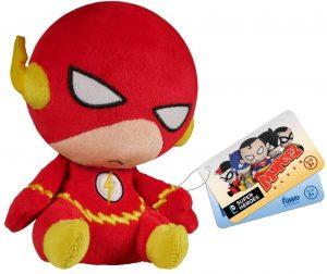 Peluche de Flash FUNKO de DC Comics de 12 cm - Los mejores peluches de Flash - Peluches de superhéroes de DC