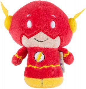 Peluche de Flash de 10 cm de Hallmark - Los mejores peluches de Flash - Peluches de superhéroes de DC