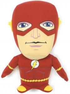 Peluche de Flash de 17 cm de Joy Toy - Los mejores peluches de Flash - Peluches de superhéroes de DC