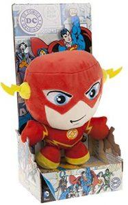 Peluche de Flash de 18 cm - Los mejores peluches de Flash - Peluches de superhéroes de DC
