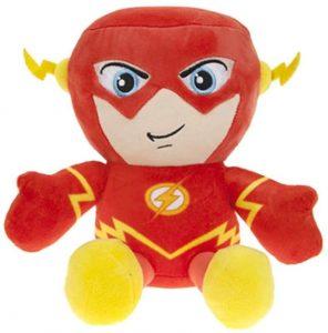 Peluche de Flash de 23 cm - Los mejores peluches de Flash - Peluches de superhéroes de DC