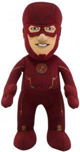 Peluche de Flash de 25 cm - Los mejores peluches de Flash - Peluches de superhéroes de DC