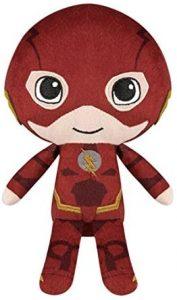 Peluche de Flash de FUNKO de DC Comics de 15 cm - Los mejores peluches de Flash - Peluches de superhéroes de DC