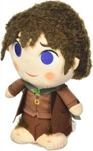 Peluche de Frodo de 21 cm - Los mejores peluches del Señor de los Anillos - Peluches de personajes de ESDLA