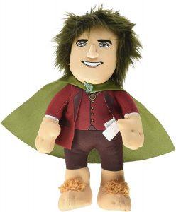 Peluche de Frodo de 25 cm - Los mejores peluches del Señor de los Anillos - Peluches de personajes de ESDLA