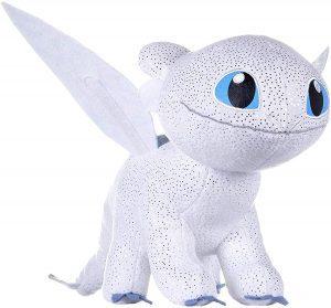 Peluche de Furia Luminosa de 30 cm - Los mejores peluches de como Entrenar a tu Dragón 3 - Peluches de como Entrenar a tu Dragón 3