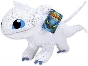Peluche de Furia Luminosa de 46 cm 2 - Los mejores peluches de como Entrenar a tu Dragón 3 - Peluches de como Entrenar a tu Dragón 3