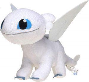 Peluche de Furia Luminosa de 94 cm - Los mejores peluches de como Entrenar a tu Dragón 3 - Peluches de como Entrenar a tu Dragón 3