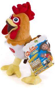 Peluche de Gallo de La Granja de Zenón de 24 cm - Los mejores peluches de gallos - Peluches de animales