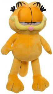 Peluche de Garfield de 22 cm - Los mejores peluches de Garfield - Peluches de personajes de gato de Garfield