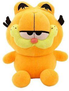 Peluche de Garfield de 35 cm - Los mejores peluches de Garfield - Peluches de personajes de gato de Garfield