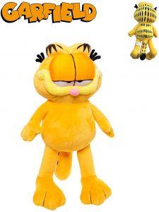 Peluche de Garfield de 42 cm - Los mejores peluches de Garfield - Peluches de personajes de gato de Garfield
