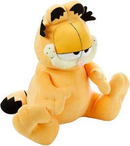 Peluche de Garfield de 55 cm - Los mejores peluches de Garfield - Peluches de personajes de gato de Garfield