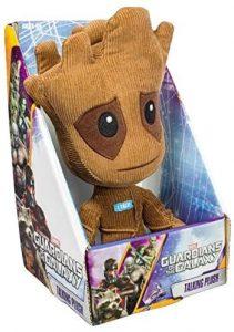 Peluche de Groot de 23 cm - Los mejores peluches de Groot de los Guardianes de la Galaxia - Peluches de superhéroes de Marvel