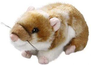 Peluche de Hámster de Carl Dick de 17 cm - Los mejores peluches de hámsters - Peluches de animales