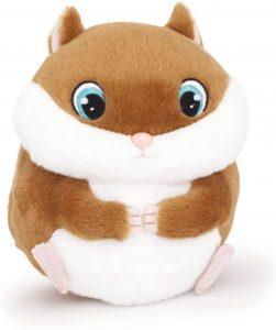 Peluche de Hámster de IMC Toys de 19 cm - Los mejores peluches de hámsters - Peluches de animales