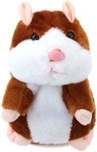 Peluche de Hámster de TOYMYTOY de 16 cm - Los mejores peluches de hámsters - Peluches de animales
