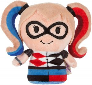 Peluche de Harley Quinn de 10 cm de Hallmark - Los mejores peluches de Harley Quinn - Peluches de superhéroes de DC