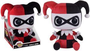 Peluche de Harley Quinn de 14 cm - Los mejores peluches de Harley Quinn - Peluches de superhéroes de DC