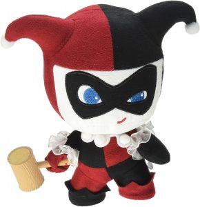 Peluche de Harley Quinn de 15 cm - Los mejores peluches de Harley Quinn - Peluches de superhéroes de DC