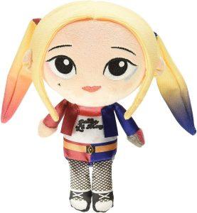 Peluche de Harley Quinn de DC de 15 cm - Los mejores peluches de Harley Quinn - Peluches de superhéroes de DC
